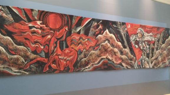 A USSR Tapestry @Tsaritsyno