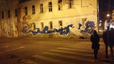 Street art on the way