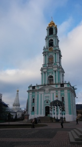 The Belltower and the Sacred Spring