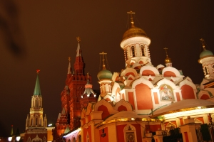 The Beautiful Red Square