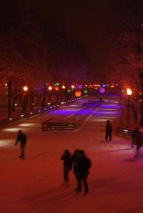 Gorky Park Ice Skating