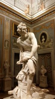 Bernini's David