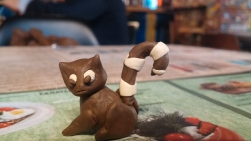 My atempt at creating a Lemur