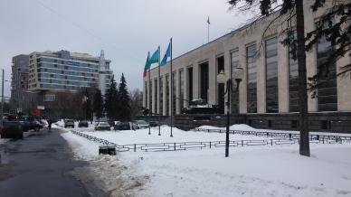 The Soviet War Museum