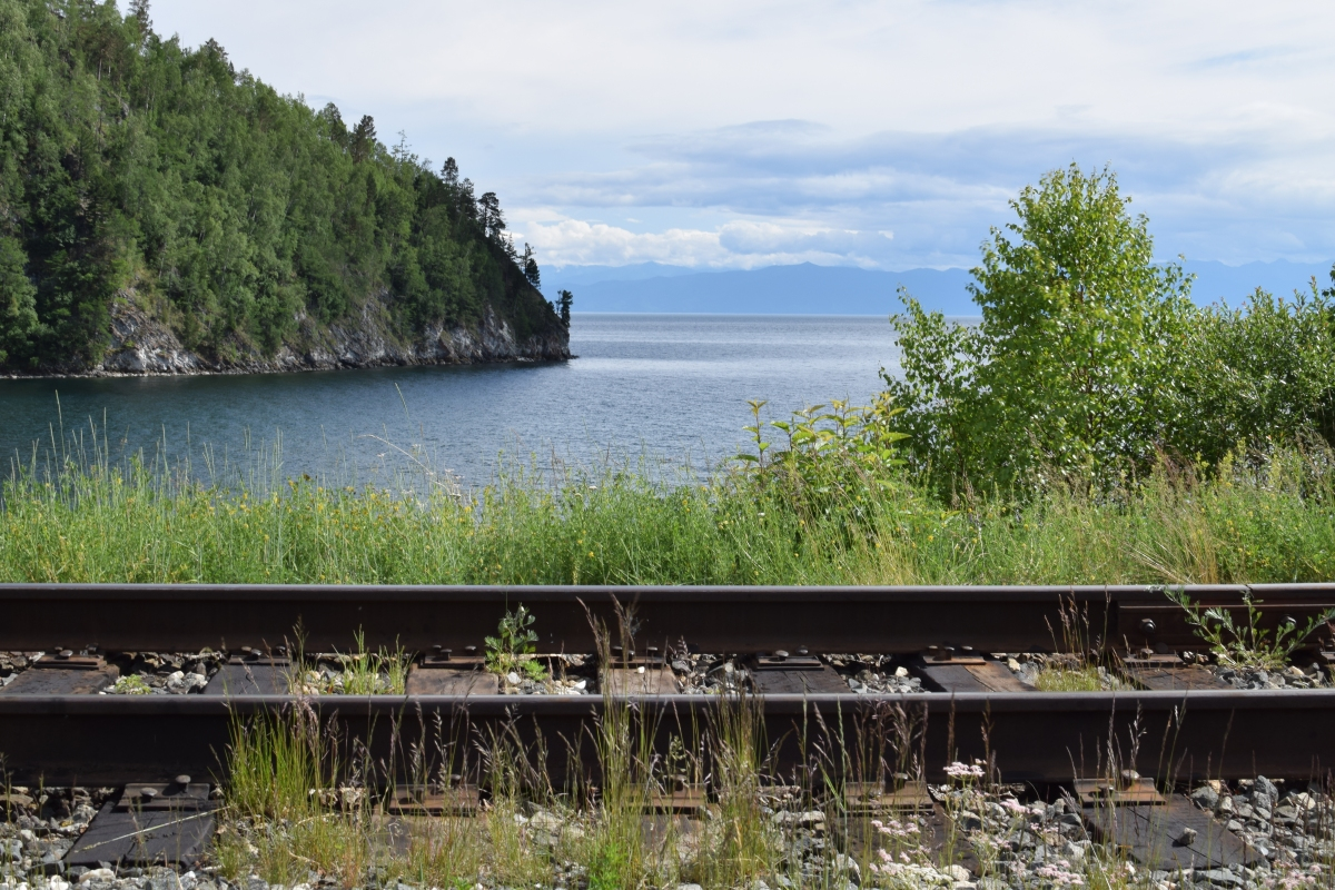 Hiking the Circum-Baikal Railway