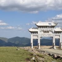 Wandering in Wutai Shan
