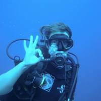 Underwater world: Learning to Dive