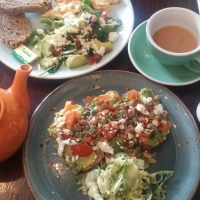 Avocado Smash; a trip to London